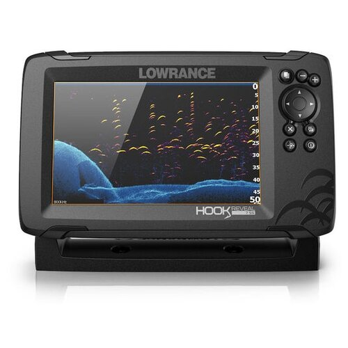 Эхолот Lowrance Hook Reveal 7 SplitShot 50/200