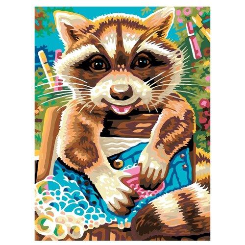 Купить Картина по номерам, 75 x 100, A57, Живопись по номерам , набор для раскрашивания, раскраска, Картины по номерам и контурам