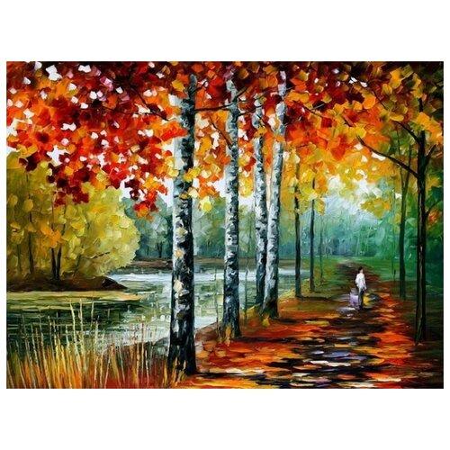 Фото - Осенний блюз живопись на холсте 40х50см Paintboy GX3953 игорь сергеевич фурсов осенний блюз усталой души