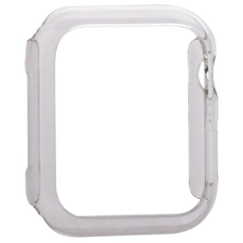 Фото - Чехол COTEetCI для Apple Watch 44mm прозрачный чехол spigen thin fit white apple watch 4 44mm