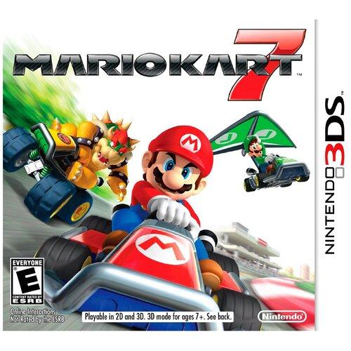 Игра для Nintendo 3DS Mario Kart 7, полностью на русском языке