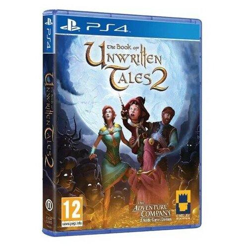 Игра для PlayStation 4 The Book of Unwritten Tales 2, английский язык недорого