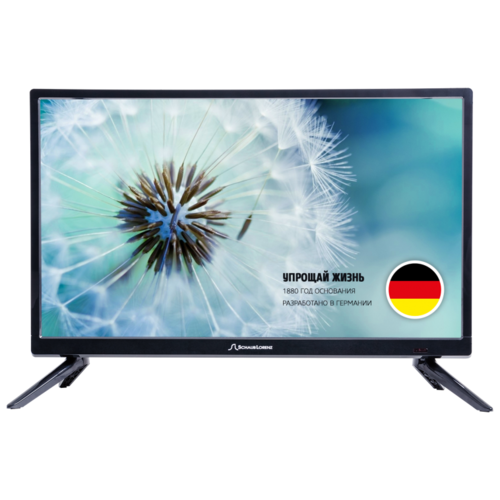 Фото - Телевизор Schaub Lorenz SLT24N5000 24 (2019), черный led телевизор schaub lorenz slt32s5000