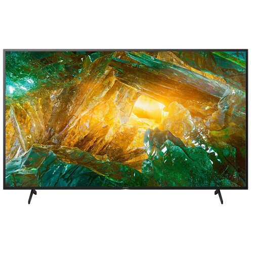 Фото - Телевизор Sony KD-65XH8096 64.5 (2020), черный телевизор sony kdl43wf665br черный