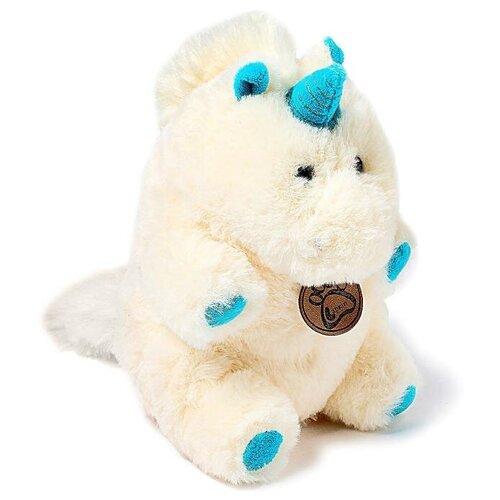 Мягкая игрушка Lapkin Единорог молочный 22 см