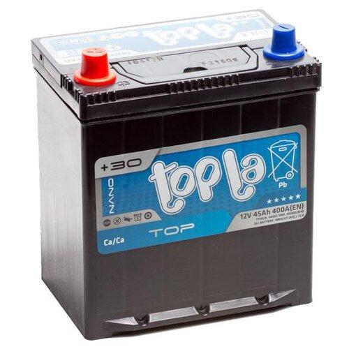 Автомобильный аккумулятор Topla Top JIS 118145 topla аккумулятор легковой topla top jis 45 ач о п b19l