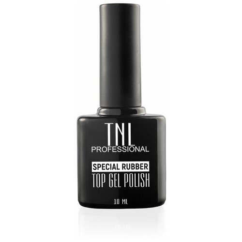 Купить TNL Professional верхнее покрытие Special Rubber Top Gel Polish 10 мл прозрачный