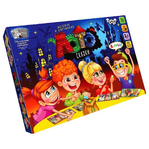 Настольная игра Danko Toys Лото Сказки