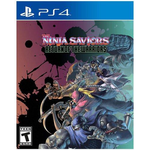 Игра для PlayStation 4 The Ninja Saviors: Return of the Warriors, английский язык недорого