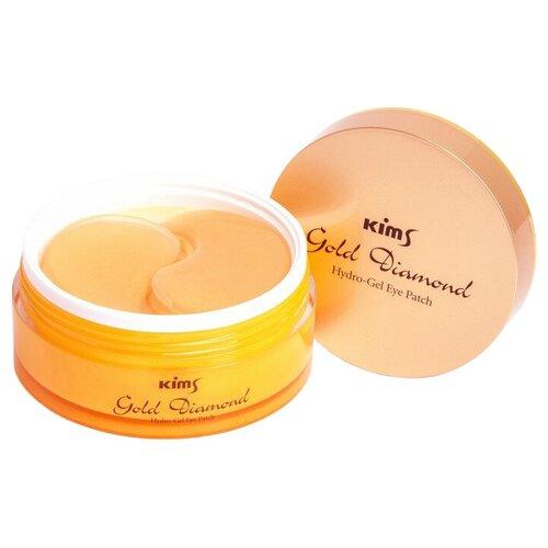 Купить Kims Gold Diamond Гидрогелевые золотые патчи, 60 шт.