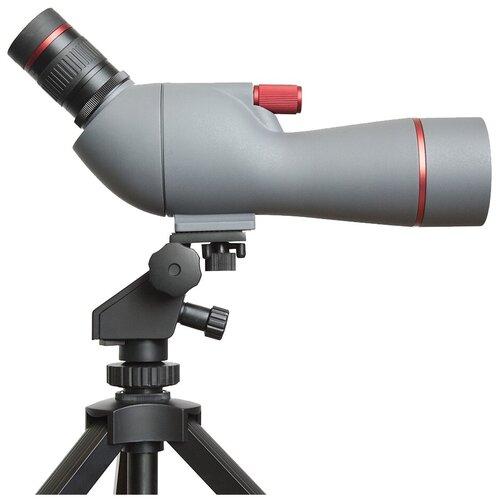 Зрительная труба LEVENHUK Blaze PLUS 60 серый зрительная труба veber эврика 12x60 серый оранжевый