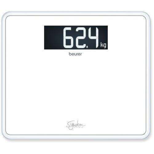 Весы электронные Beurer GS410 Signature Line White