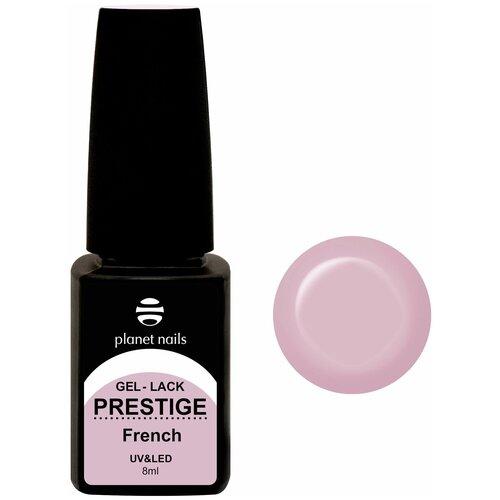 Купить Гель-лак для ногтей planet nails Prestige French, 8 мл, 341 розовая дымка