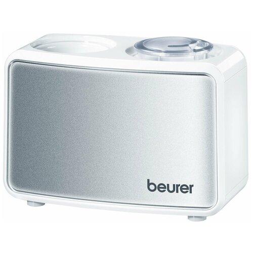 Фото - Увлажнитель воздуха Beurer LB 12, серебристый/белый миостимулятор em 49 beurer белый