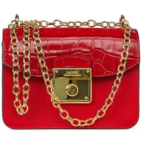 Сумка-клатч женская Lauren Ralph Lauren LR431810809001 red crossbody