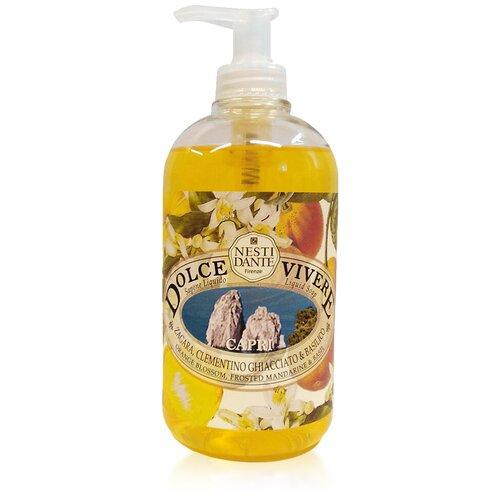 Купить Мыло жидкое Nesti Dante Dolce Vivere Capri, 500 мл