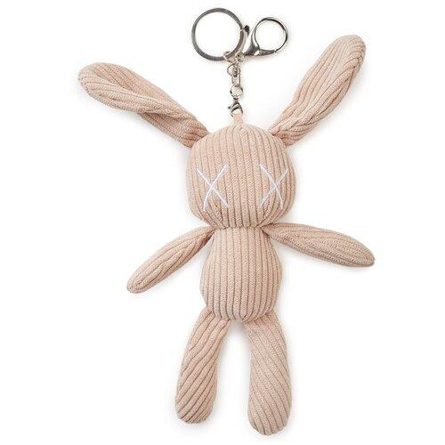 330699, Брелок-игрушка Yappy Baby мягкий LUCKY BUNNY, Beige