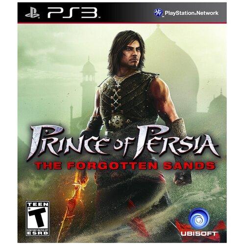 Игра для PlayStation 3 Prince of Persia: The Forgotten Sands, полностью на русском языке