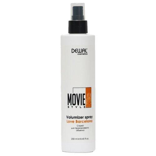Купить Dewal Cosmetics спрей для волос Movie Style Love Barcelona, 250 мл