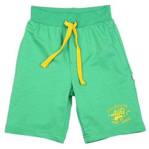 Шорты Mini Maxi, 0715, цвет зеленый 0715(4)зеленый-98 98