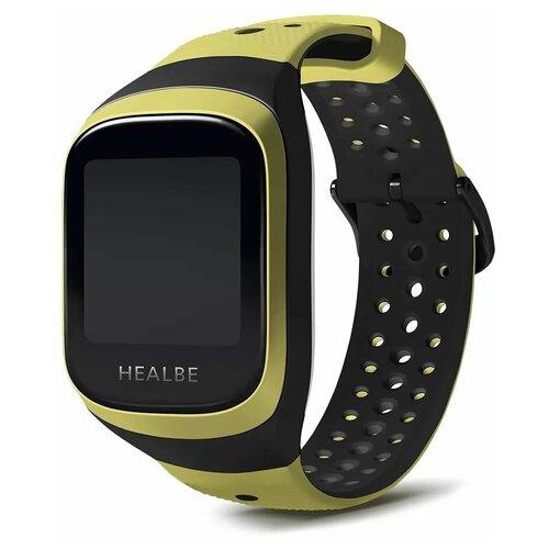 Умный браслет Healbe GoBe3 Yellow, желтый