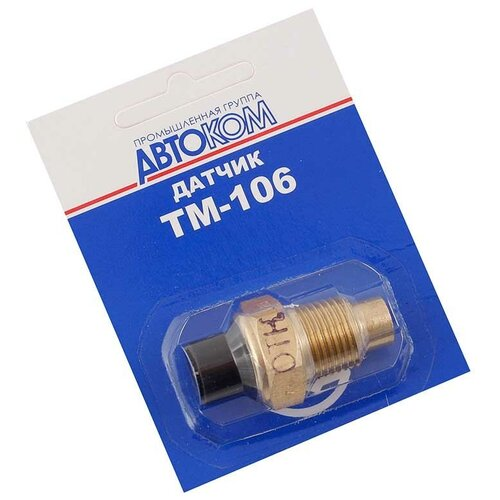 Автоприбор Датчик температуры двигателя автоприбор 2101 ТМ106-3808000