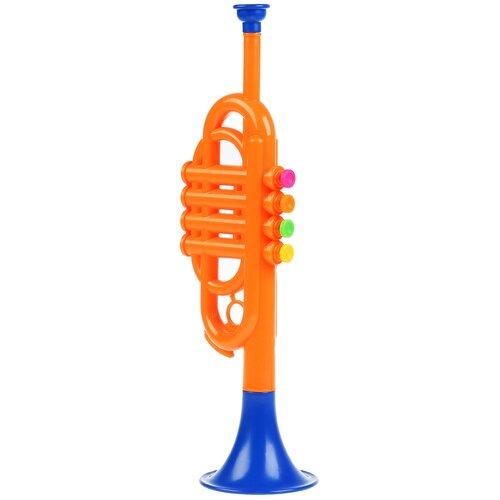 Труба Играем вместе Ми-Ми-Мишки пузыри мыльные играем вместе ми ми мишки 50мл 219159