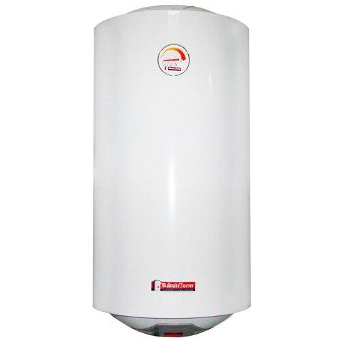 Накопительный электрический водонагреватель Garanterm ES 50V Slim накопительный электрический водонагреватель garanterm es 50v slim