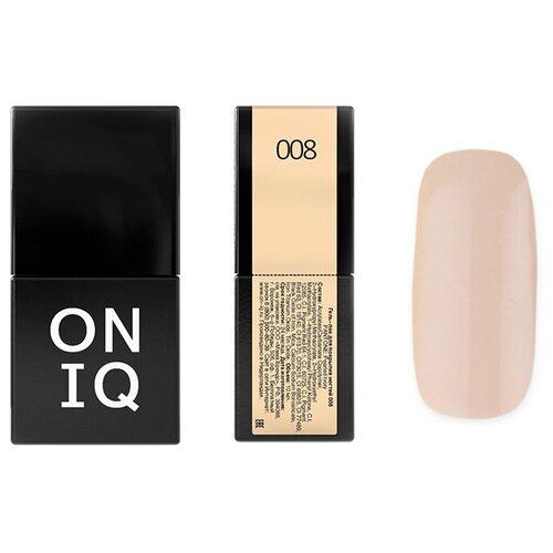 Купить Гель-лак для ногтей ONIQ Pantone, 10 мл, 008 Pearled Ivory