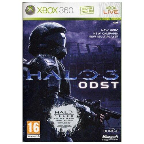 Игра для Xbox 360 Halo 3: ODST, английский язык