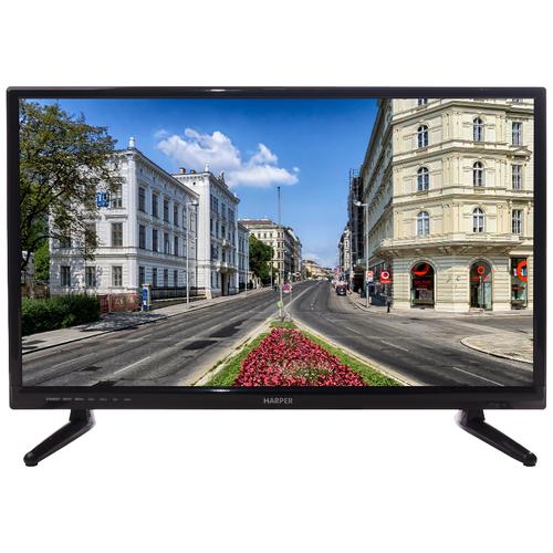 """Телевизор HARPER 24R470T 23.5"""" (2017) черный"""