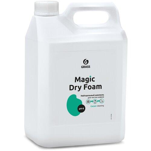 Нейтральный шампунь GraSS Magic Dry Foam (канистра 5,1 кг)