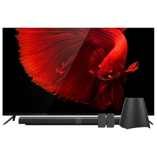 Фото - Телевизор Xiaomi Mi TV 4 65 64.5 (2017) телевизор xiaomi mi tv 4s 65 t2s 65 2020 серый стальной