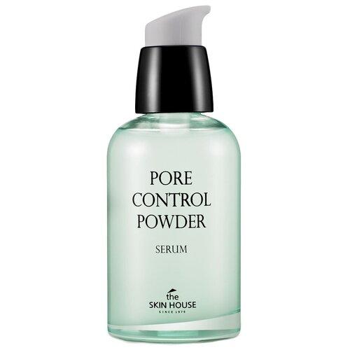 The Skin House Pore Control Powder Serum Сыворотка для лица для сужения пор, 50 мл сыворотка для сужения пор pore control tightening serum 30мл