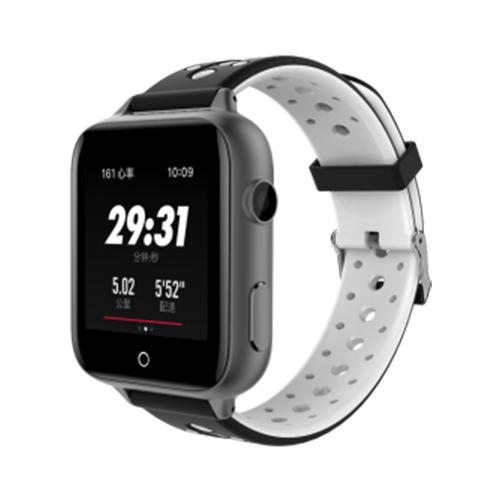 Детские умные часы Smart Baby Watch RW37, серый/черный детские умные часы smart baby watch rw37 серый черный