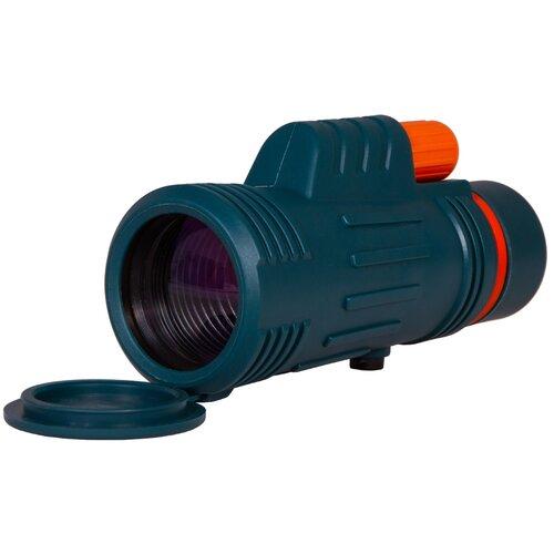 Фото - Монокуляр LEVENHUK LabZZ MC4 синий/оранжевый лупа levenhuk labzz c3 синий оранжевый