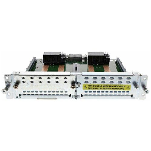 Модуль Cisco SM-X-NIM-ADPTR