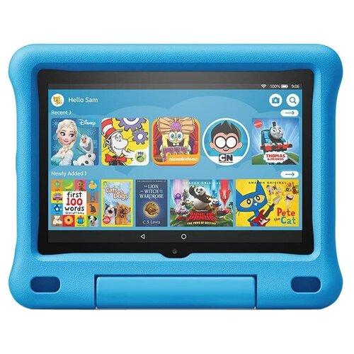 Планшет Amazon Kindle Fire HD 8 (2020) 32Gb Kids Edition No Ad, синий