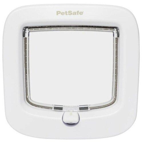 Дверца PetSafe 4-х позиционная, белый