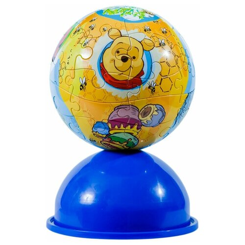 Купить Пазл Step puzzle StepBall Disney Медвежонок Винни (98103), 24 дет., Пазлы