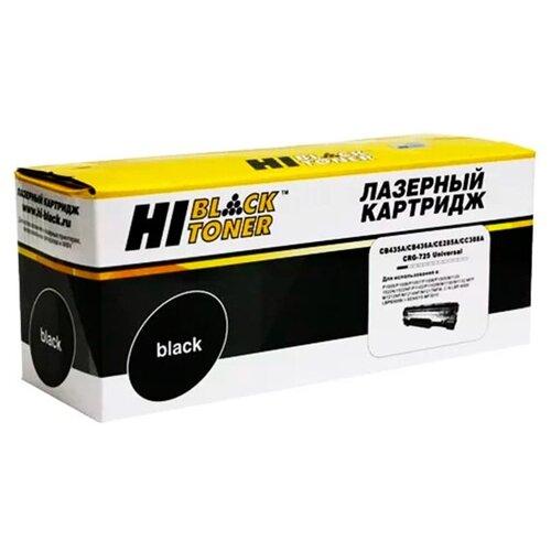 Фото - Картридж Hi-Black HB-CB435A/ CB436A/ CE285A, совместимый картридж uniton cb436a совместимый