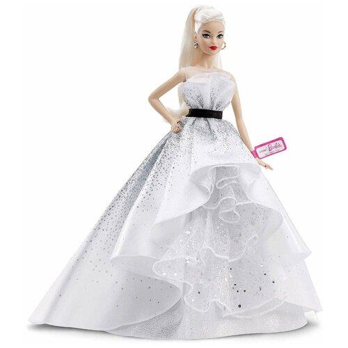 Кукла Barbie 60th Anniversary Barbie Алмазный юбилей Барби, FXD88