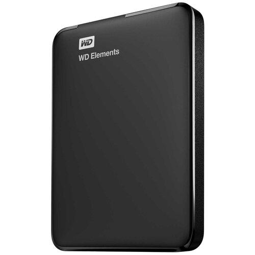 Фото - Внешний HDD Western Digital WD Elements Portable 2 ТБ, черный arduino dht11 digital temperature humidity sensor module compatible with rpi stm32
