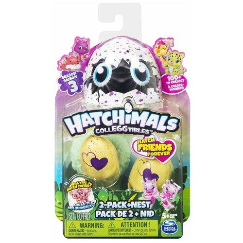 Купить Hatchimals Набор игрушки коллекционные 2 шт. в непрозрачной упаковке (Сюрприз) 6041332/20095390, Игровые наборы и фигурки