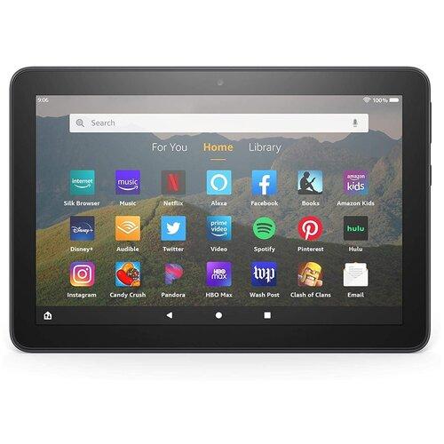 Планшет Amazon Kindle Fire HD 8 (2020) 32Gb Ad-Supported черный