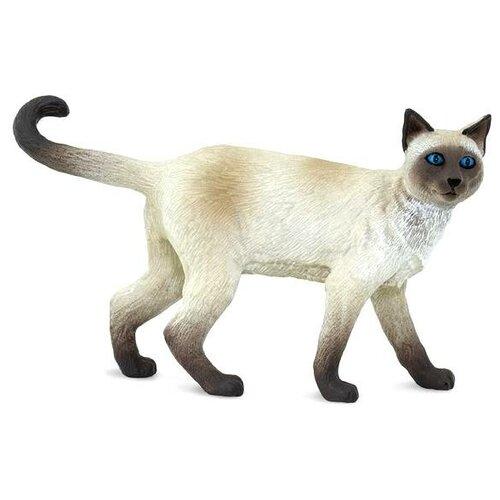 Фигурка Safari Ltd Сиамский кот 100061