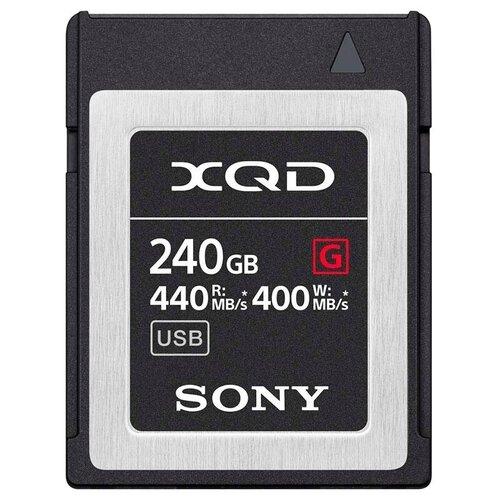 Фото - Карта памяти Sony QDG*F 240 GB, чтение: 440 MB/s, запись: 400 MB/s кольца караваевская ювелирная фабрика 51 0036 s