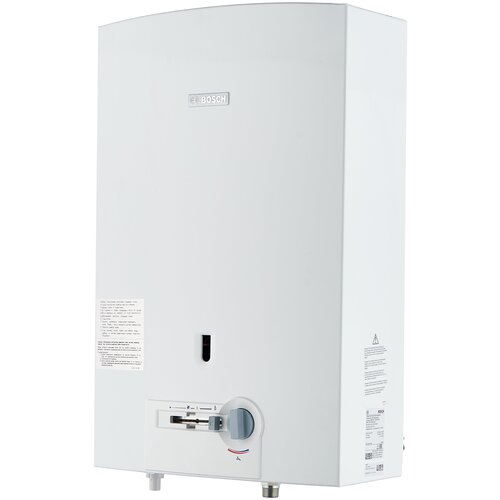 Фото - Проточный газовый водонагреватель Bosch WR 15-2P23 проточный газовый водонагреватель bosch wrd 13 2g23