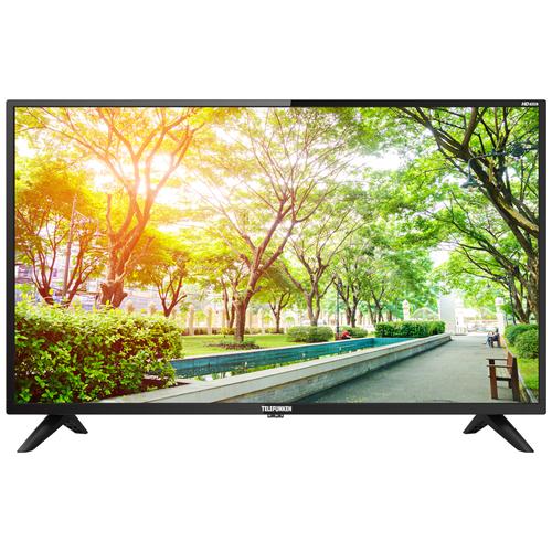 Фото - Телевизор TELEFUNKEN TF-LED32S98T2 31.5 (2020), черный телевизор telefunken 23 6 tf led24s19t2 черный