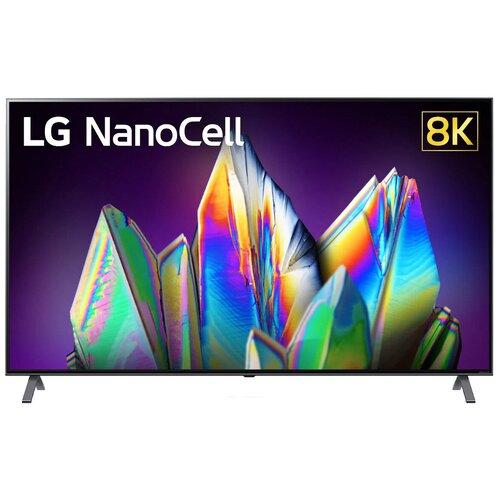 Телевизор NanoCell LG 65NANO996 65 (2020), черный телевизор nanocell lg 65nano806 65 2020